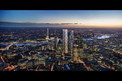 1 Undershaft by Eric Parry